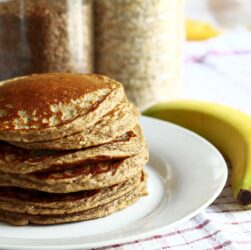Pancakes Banana Breakfast
